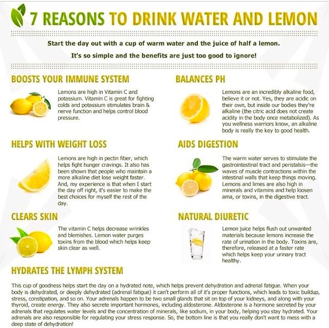 Drinking Pure Lemon Juice Without Water